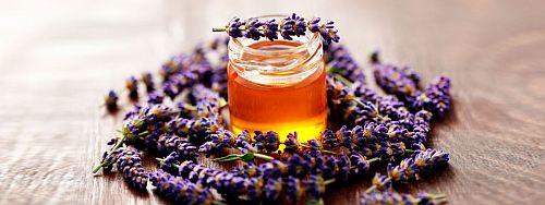 miere cu aromă de lavandă